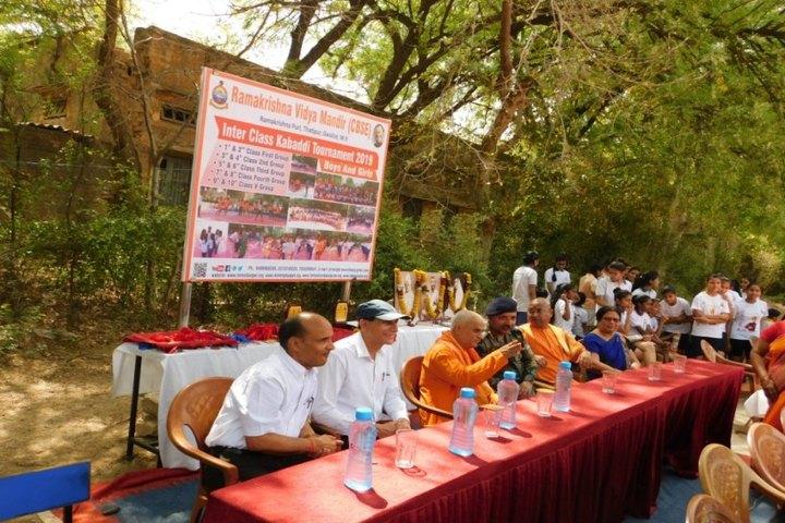 Ram Krishna Vidya Mandir-Vasant Panchami Celebrations
