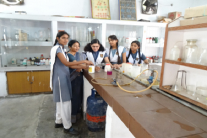 Ramakrishna Vivekananda Vidyapeeth-Chemistry Lab