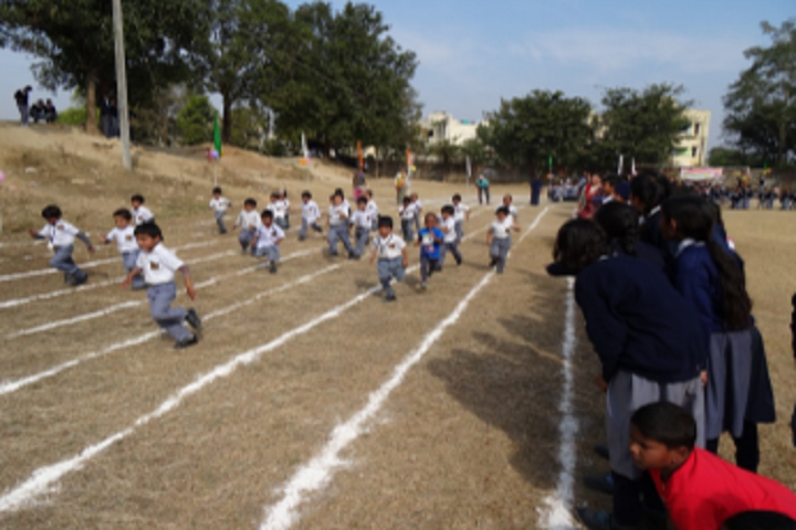 Ramakrishna Vivekananda Vidyapeeth-Sports