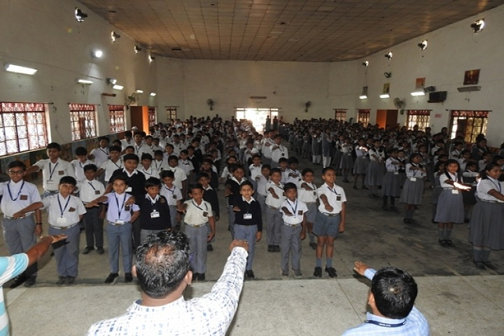 Ramakrishna Vivekananda Vidyapeeth-Seminar