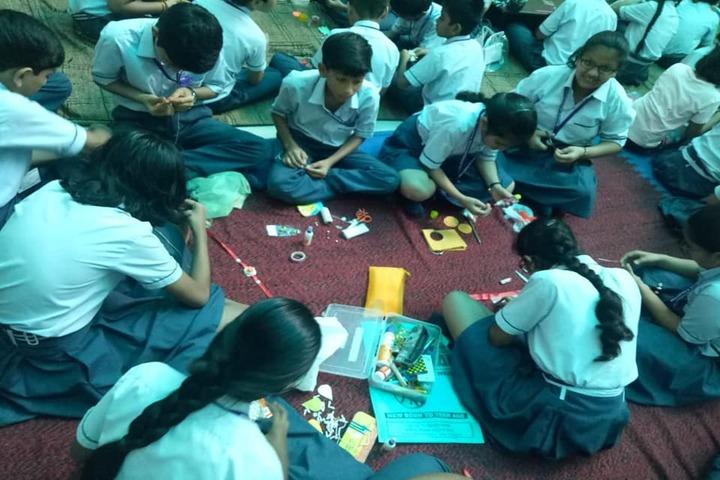 Rankers International School-Activity