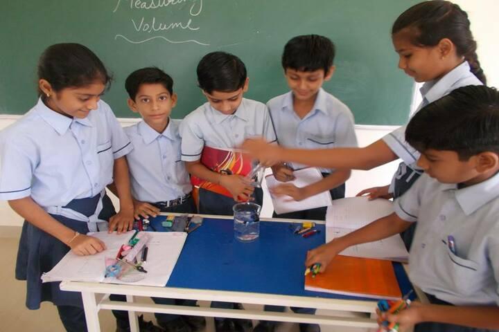 Rankers International School-Activity1