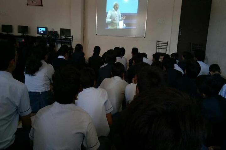 Rankers International School-Smartclass