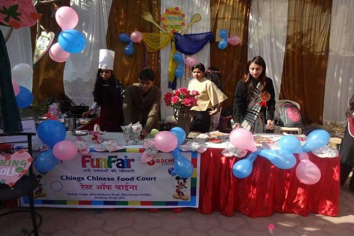 Rass Jb Public School-Fun Fair