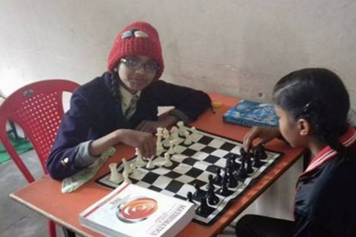 Rass Jb Public School-Chess Games