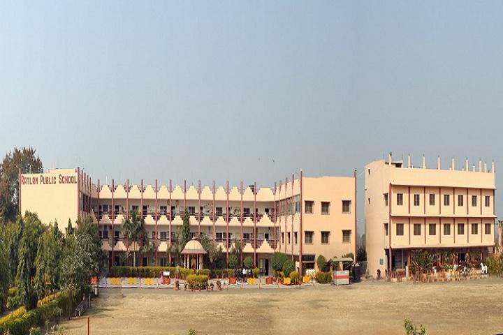 Ratlam Public Higher Secondary School-Campus View