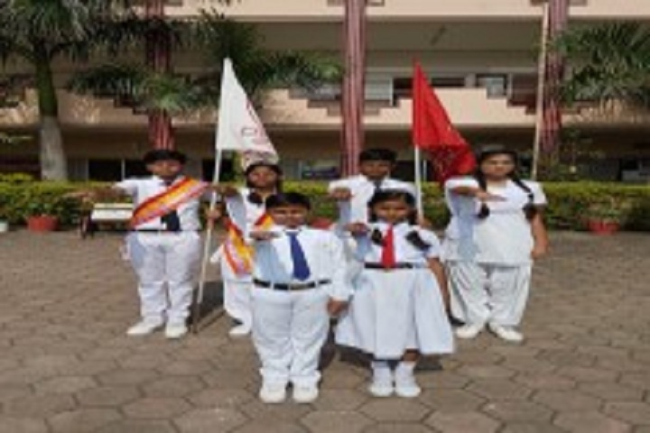 Ratlam Public Higher Secondary School-Ceremony View