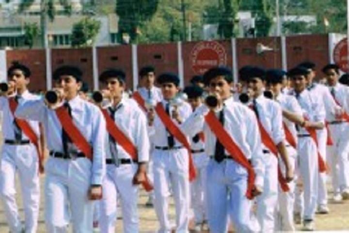 Ratlam Public Higher Secondary School-Convocation