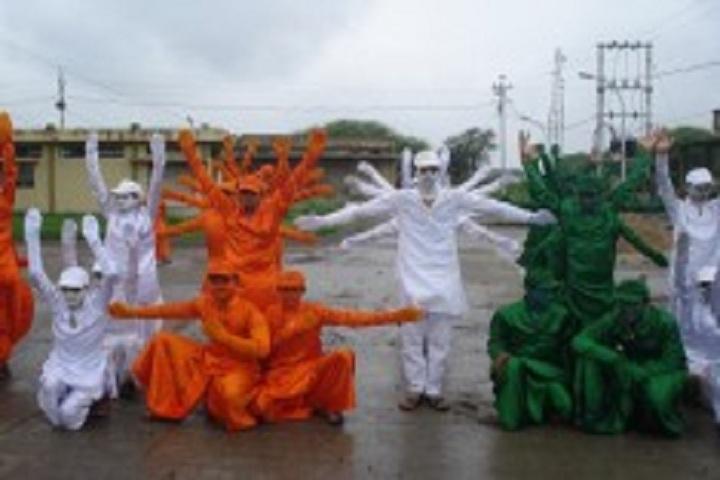 Ratlam Public Higher Secondary School-Republic Day