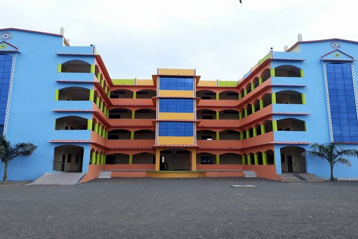 Red Rose Convent Academy-Campus-View