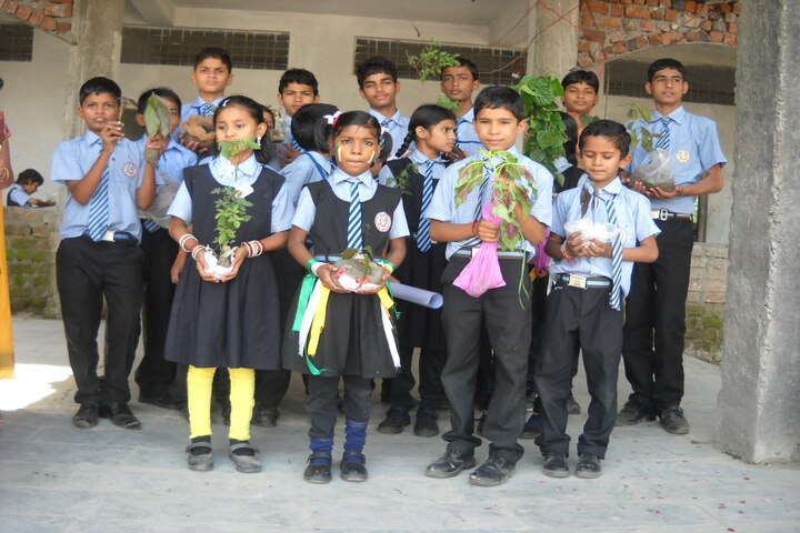 Red Rose Convent Academy-Environmental-Day