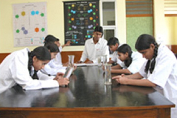 Red Rose Higher Secondary School-Lab