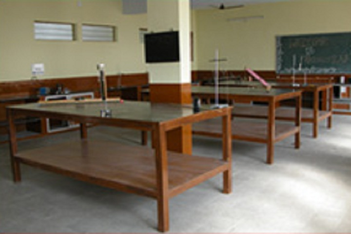 Red Rose Higher Secondary School-Physic Lab