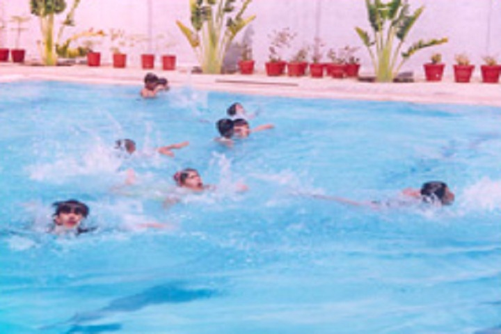 Red Rose Higher Secondary School-Swimming Pool