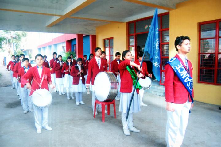 Renaissance Divine Public School-Ceremony