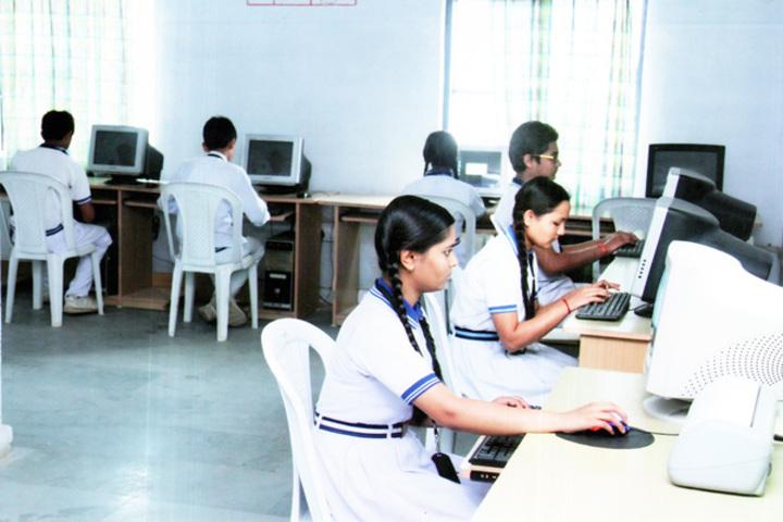 Renaissance Divine Public School-Computer Lab