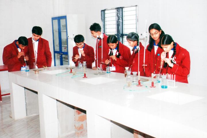 Renaissance Divine Public School-Lab