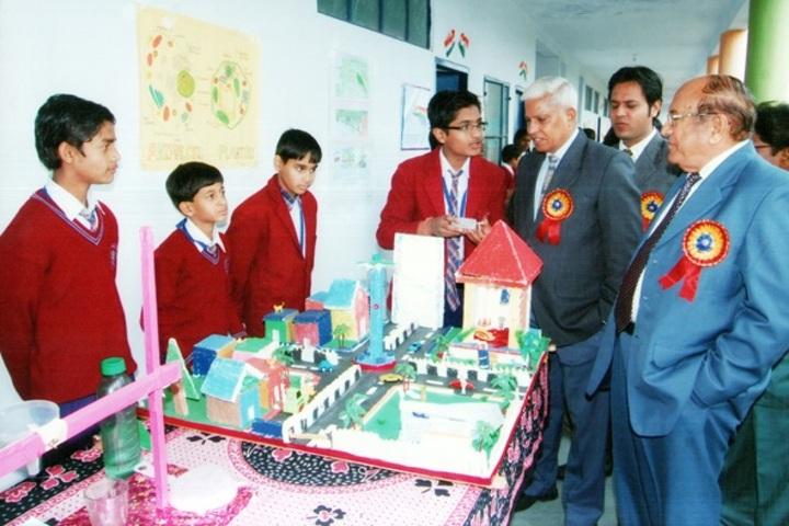 Renaissance Divine Public School-Science Fair