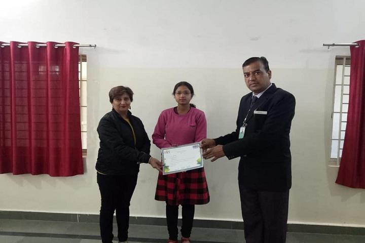 Rise International School-Achievement