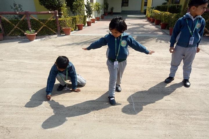 Rise International School-Activity