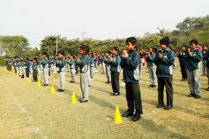 Rise International School-Student Activity