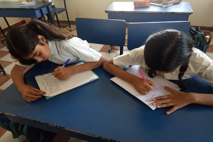 Rise International School-Classroom
