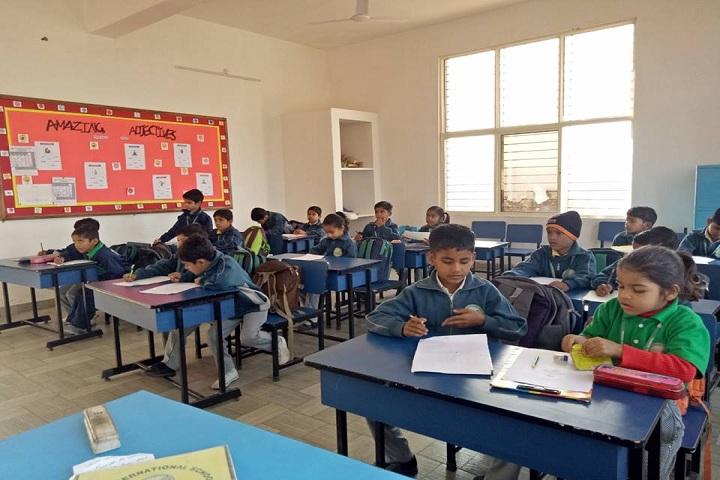 Rise International School-Classroom View