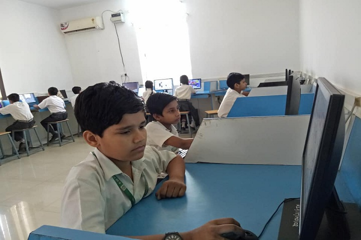 Rise International School-Computer Lab