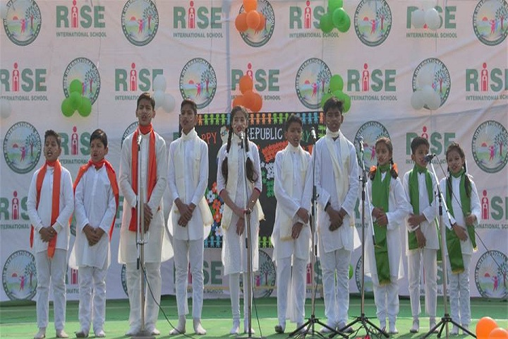 Rise International School-Singing Competition