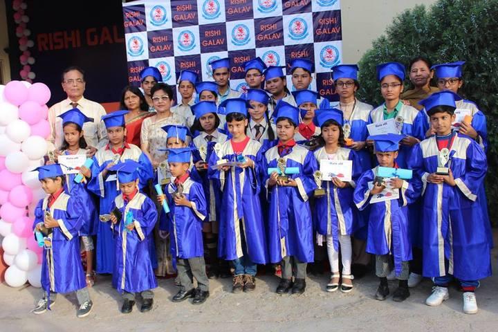 Rishi Galav Public School-Achievement