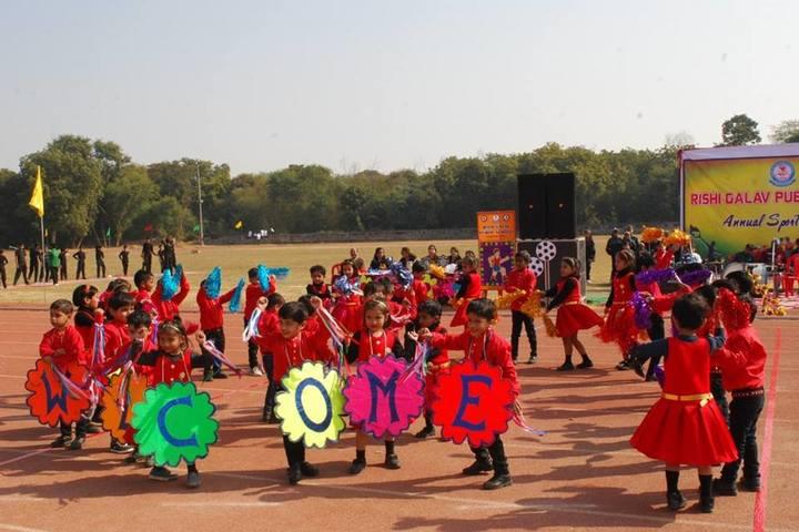 Rishi Galav Public School-Activity