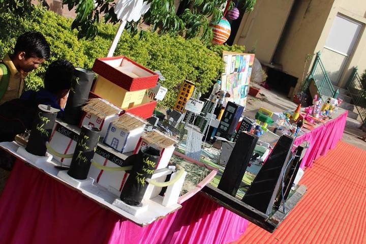 Rishi Galav Public School-Science-Fair