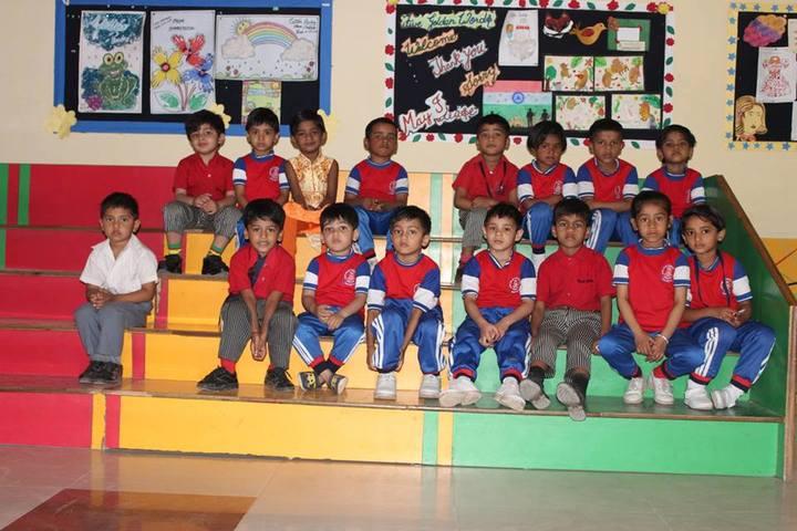 Rishi Galav Public School-Student-Group Photo