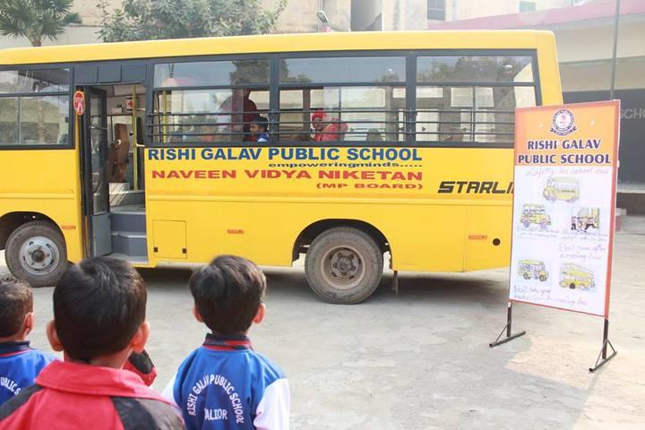 Rishi Galav Public School-Transport