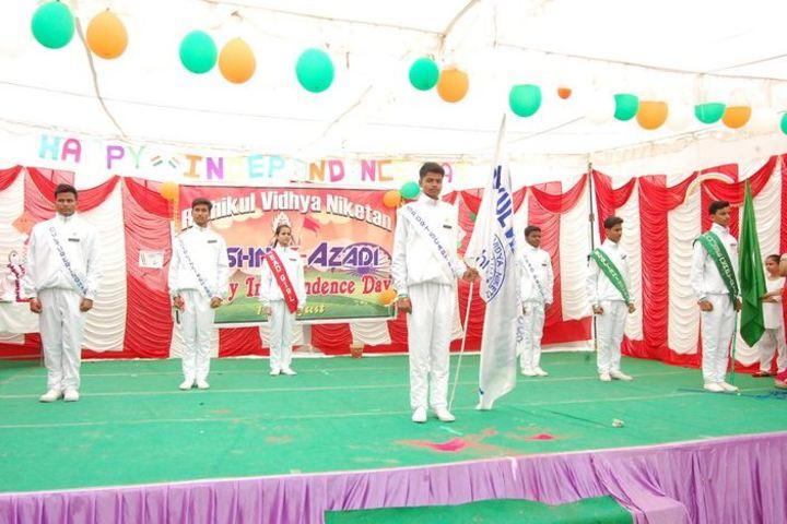 Rishikul Vidya Niketan-Independence Day