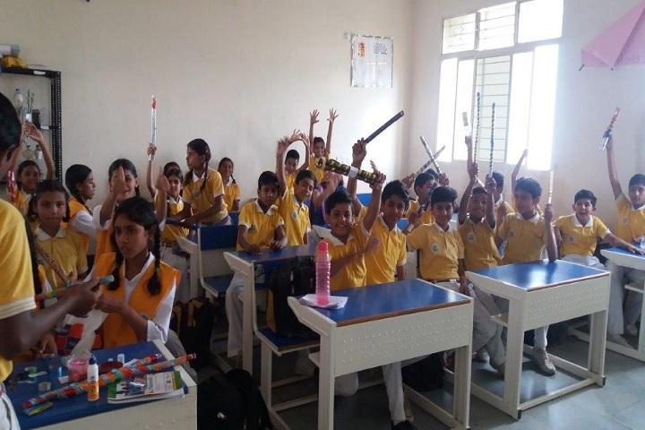Rockford Academy-Class Room