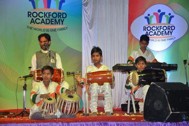Rockford Academy-Music
