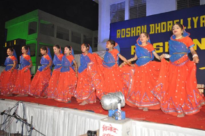 Roshan Dhoreliya World School-Annual Day