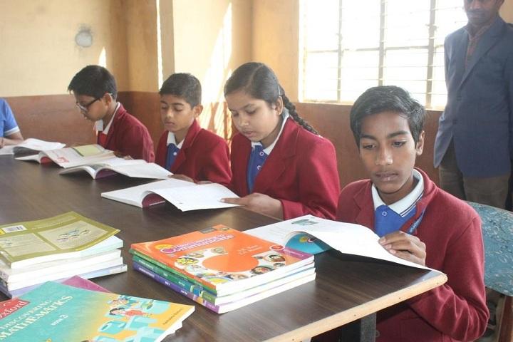 Roshan Dhoreliya World School-Library