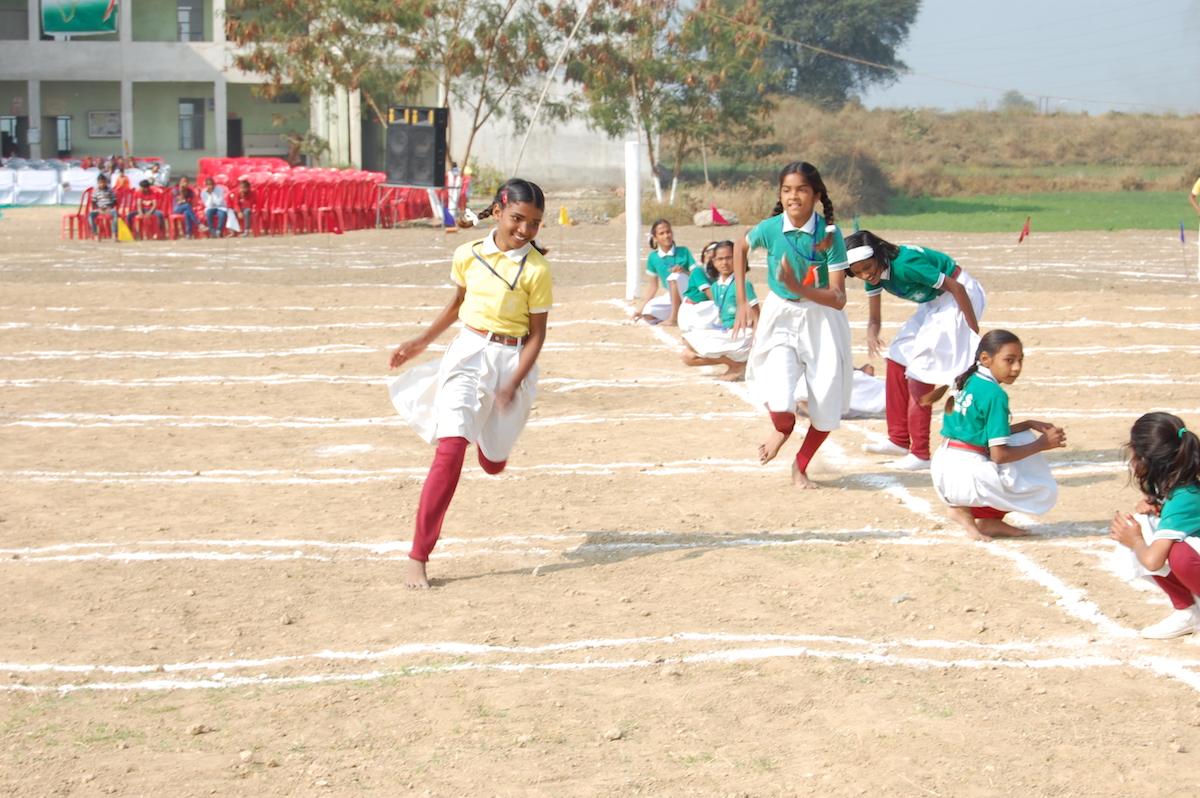 Roshan Dhoreliya World School-Sports