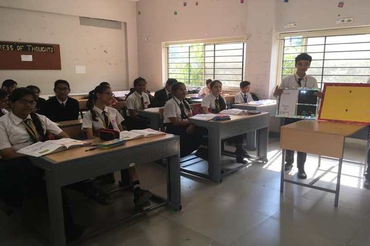 SDPS International School-Class Room