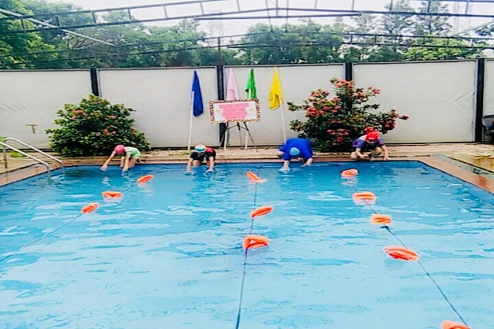 SDPS International School-Swimming Pool