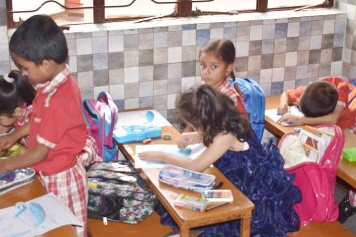 Sacred Heart Convent School-Class room