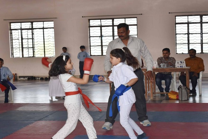 Sacred Heart Convent School-Karate