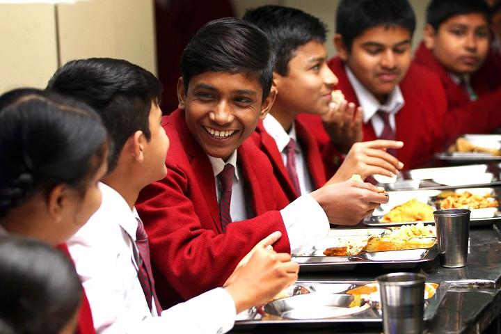 Sagar Public Schoo-Cafeteria