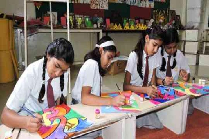 Sagar Public School-Art Room