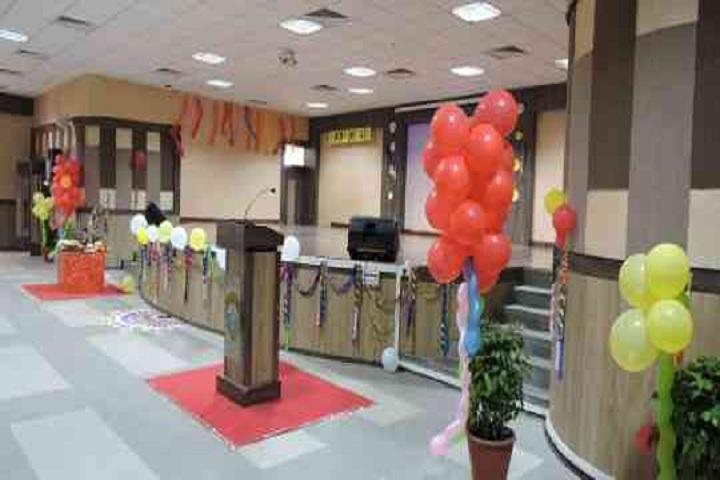 Sagar Public School-Auditorium