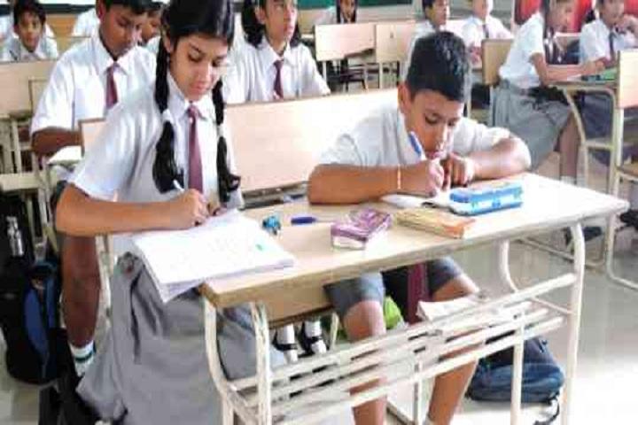 Sagar Public School-Class Room