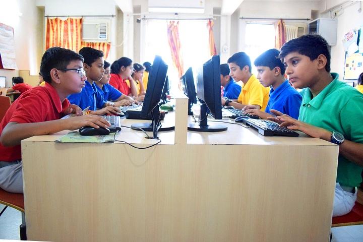 Sagar Public School-Computer Lab