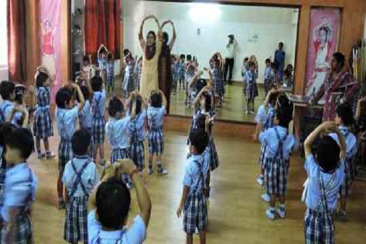 Sagar Public School-Dance Room